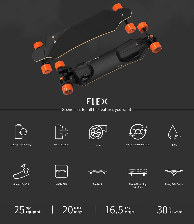 exway flex infos