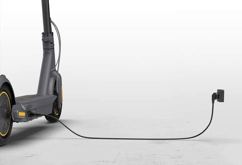 plug recharge ninebot g max