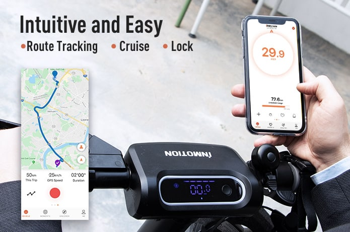 application mobile inmotion l